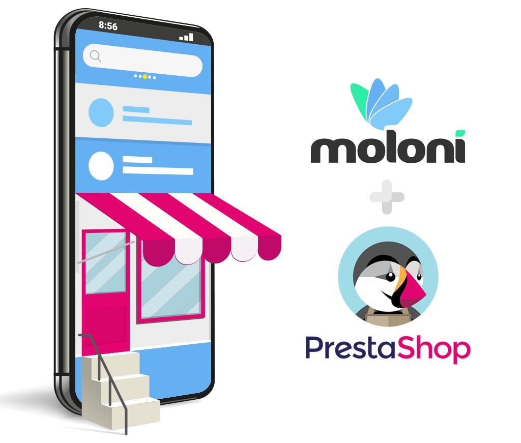 Moloni + Prestashop: La solución perfecta para tu tienda online