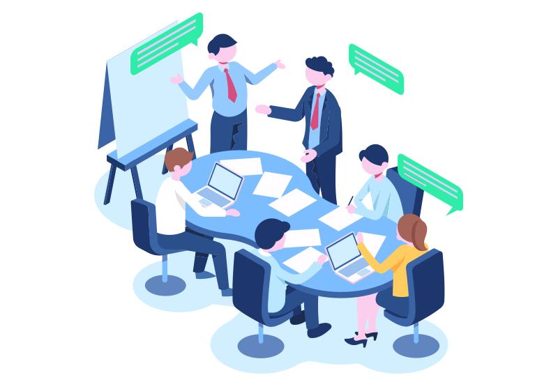 Cómo preparar y realizar reuniones eficientes