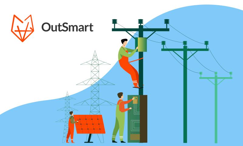 ¡Outsmart tiene la solución ideal para administrar ordenes de trabajo de tus técnicos!