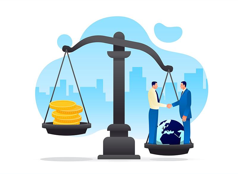 Ética empresarial - Imagen