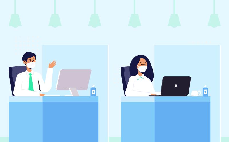 Volver a la oficina de forma segura: el gran desafío para las empresas