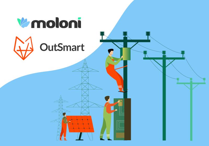 ¡OutSmart tiene la solución ideal para administrar las ordenes de trabajo de tus técnicos!
